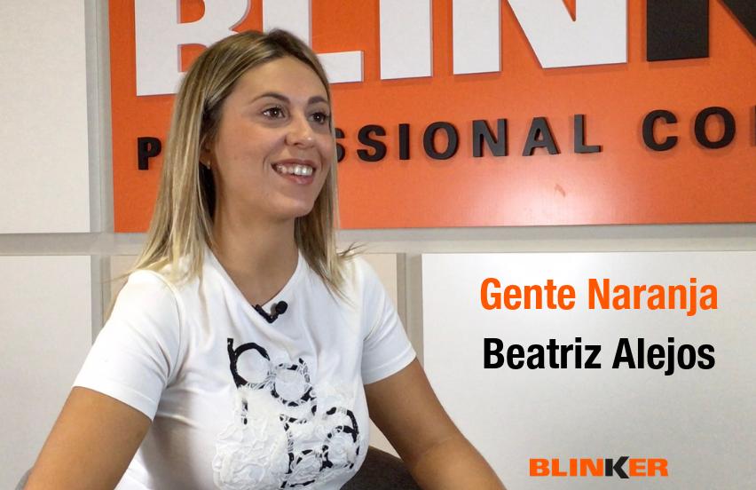 Gente Naranja: Beatriz Alejos de Blinker España nos cuenta su experiencia como comercial