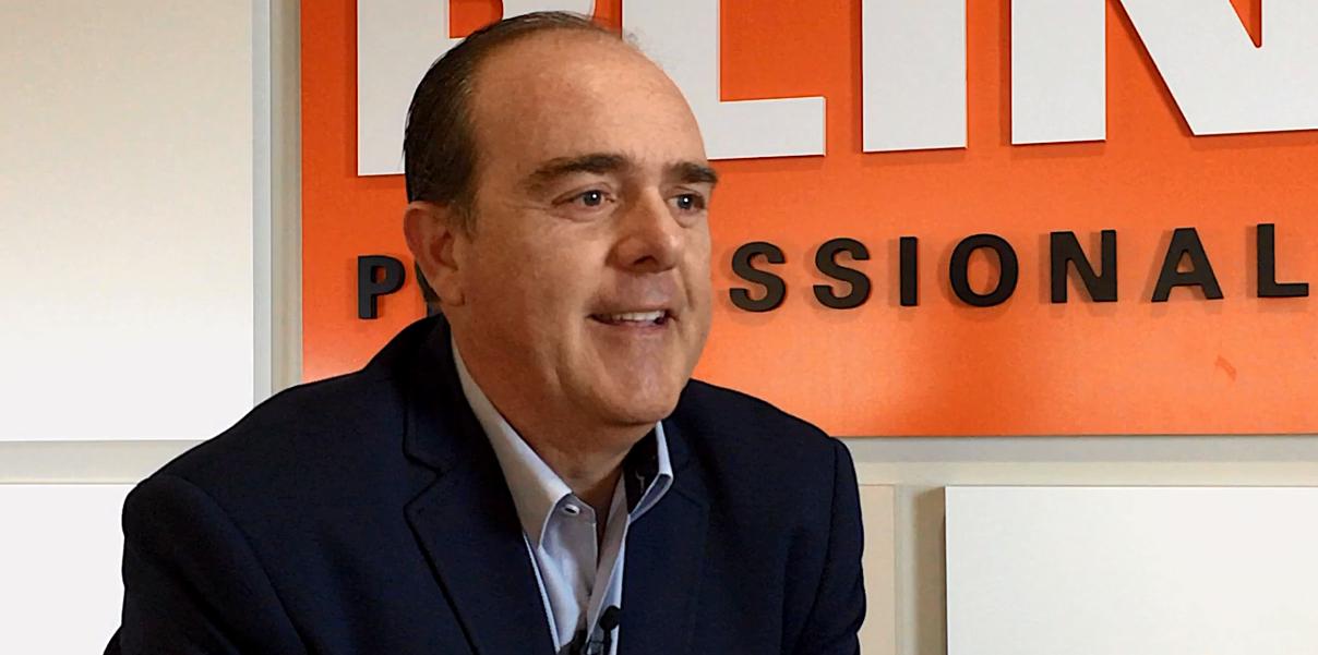 Gente Naranja: entrevistamos a Jose Albero, agente comercial de Blinker