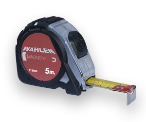 Flexómetro magnético