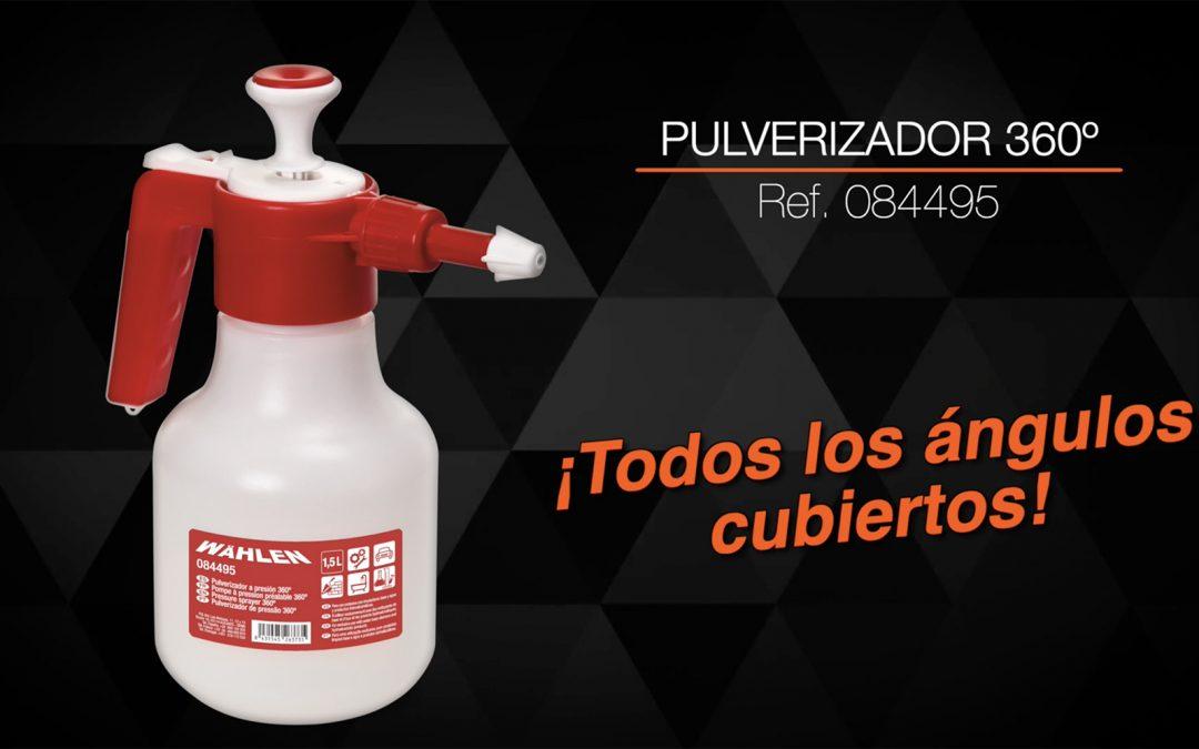 Pulverizador a presión para limpiar superficies