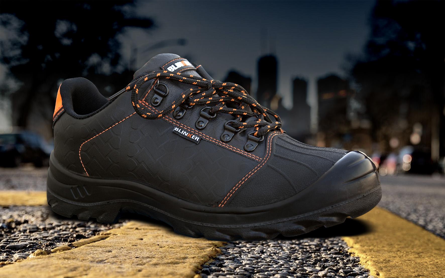 Les chaussures de sécurité que doivent porter les professionnels