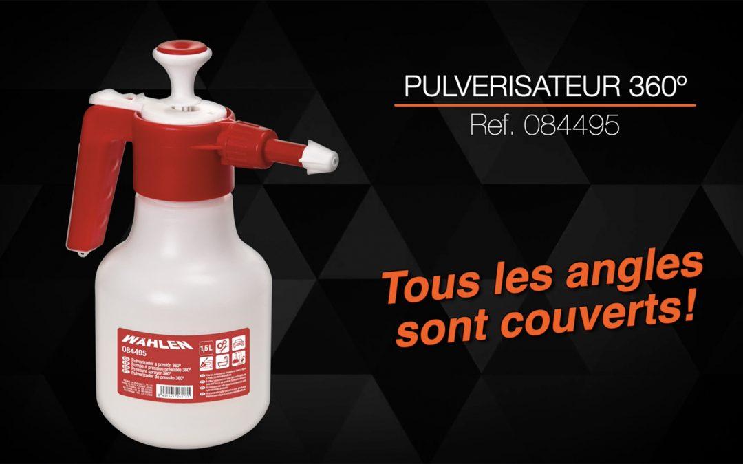 Pulvérisateur à pompe pour nettoyer toutes les surfaces
