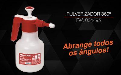 Pulverizador de pressão para limpeza de superfícies