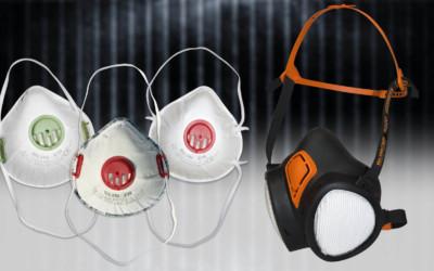 Como escolher uma máscara facial de proteção respiratória
