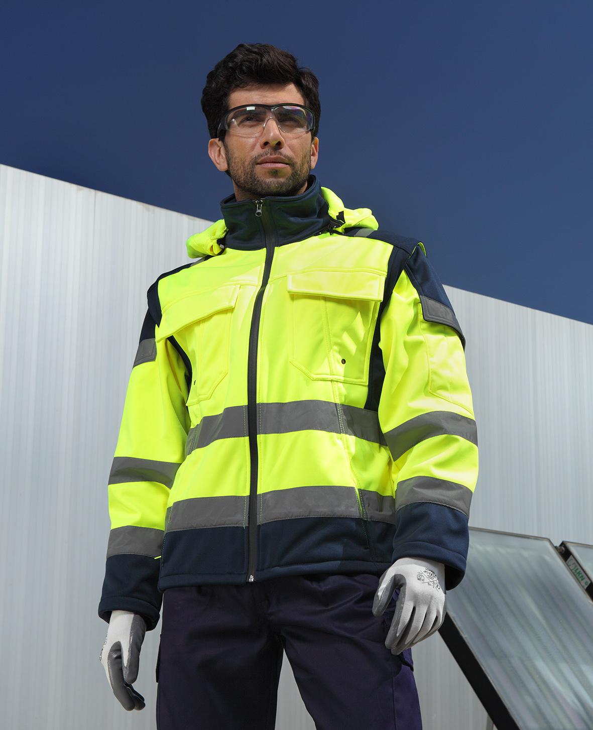 roupas de alta visibilidade